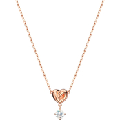 Swarovski Lifelong Heart Pendant