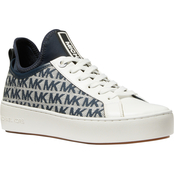 Michael Kors Women's Ace Lace Up Sneakers