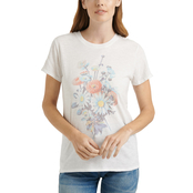 Lucky Brand Antique Bouquet Tee