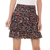 Michael Kors Garden Patch Tier Skirt