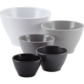 Rachael Ray Nesting Measuring Cup 5 pc. Set