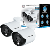 Night Owl 1080p HD Wired Spotlight Cameras