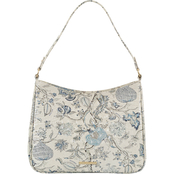 Brahmin Blue Jay Melbourne Meg Bag