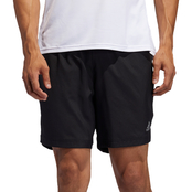 adidas Run It 3 Stripe Shorts