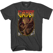 Marvel Little Boys Groot Tee