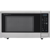 Sharp 2.2 cu. ft. Stainless Steel Microwave