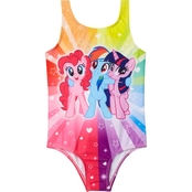 My Little Pony Toddler Girls Swimsuit