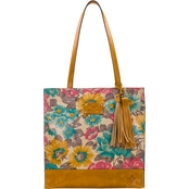 Patricia Nash First Bloom Toscano Tote