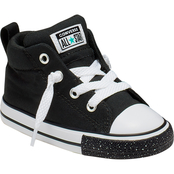 Converse Toddler Boys Chuck Taylor All Star Street Mid Shoes