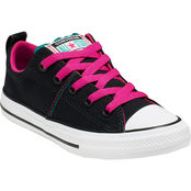 Converse Grade School Girls Chuck Taylor All Star Madison Oxford Shoes