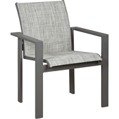 Signature Design by Ashley Okada Outdoor Sling Arm Chair 4 pk.