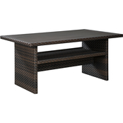 Signature Design by Ashley Easy Isle Outdoor Rectangular Table