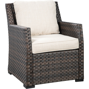 Signature Design by Ashley Easy Isle Outdoor Chair with Cushion