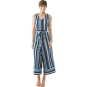 Passports Stripe Jumpsuit