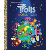DreamWorks Trolls World Tour (Little Golden Book)