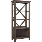 Signature Design by Ashley Johurst 78 x 38 in. Bookcase