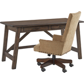 Signature Design by Ashley Johurst Home Office Desk and Chair