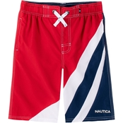 Nautica Boys Makoa Swim Trunks