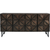 Signature Design by Ashley Chasinfield Extra Large 73 in. TV Stand