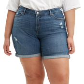 Levi's Plus Size New Shorts