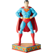 Jim Shore DC Comics Superman Silver Age Figurine