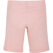 YMI Jeans Girls Cuffed Bermuda Shorts