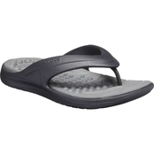 Crocs Men's Reviva Flip Flops