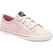 Sperry Grade School Girls Lounge LTT Sneakers