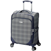 London Fog Devonshire 20 in. Expandable Spinner Carry On