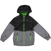 London Fog Little Boys Colorblock Jacket
