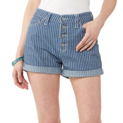 Dickies Girl Juniors Cuffed Shorts