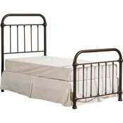 Hillsdale Kirkland Bed with Frame