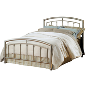 Hillsdale Claudia Bed with Rails