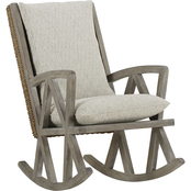 A.R.T. Furniture Summer Creek Inland Mist Rocking Chair