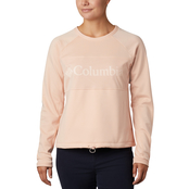 Columbia Windgates Fleece Crew Tee