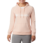Columbia Logo French Terry Hoodie
