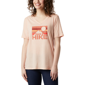 Columbia Mount Rose Relaxed Tee