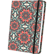 Thunder Bay Press Arabesque Satin Journal