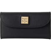 Dooney & Bourke Saffiano II Continental Clutch