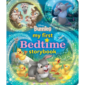 My First Disney Bunnies Bedtime Storybook