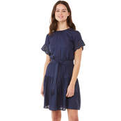 Michael Kors Cotton Eyelet Dress