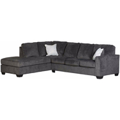 Signature Design by Ashley Altari 2 pc. Sectional, LAF Corner Chaise / RAF Sofa