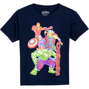 Disney Little Boys Marvel Avengers Tee