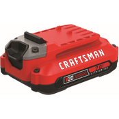 Craftsman 20V 2.0 Amp Hour Li-ion Battery