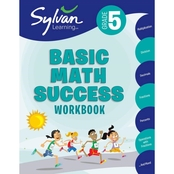 Random House 5th Grade Basic Math Success Workbook