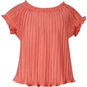 Speechless Girls Pleated Top