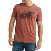 Lucky Brand Nashville Guitars Tee