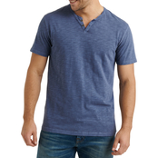 Lucky Brand Slub Notch Tee