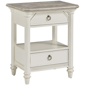 A.R.T. Furniture Summer Creek Echo Lake Bedside Tier Table