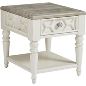 A.R.T. Furniture Summer Creek Beachcomber Drawer End Table